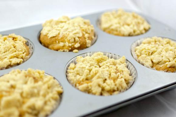 muffinki drożdżowe w foremce