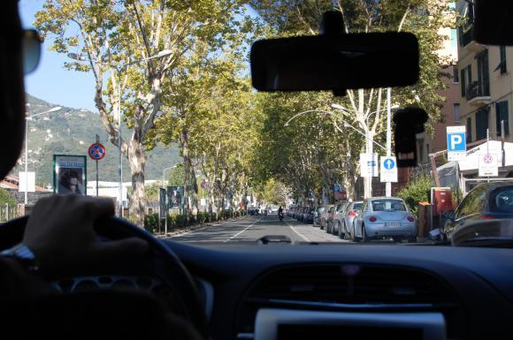 La Spezia, w drodze do Cinque Terre
