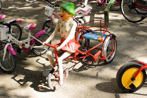 Park rozrywek dla dzieci w Viareggio trąci myszką