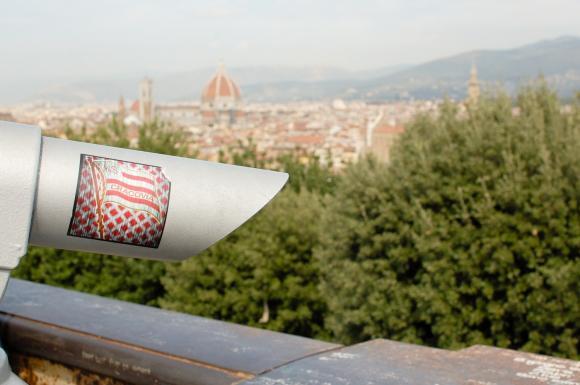 Krakowskie ślady we Florencji