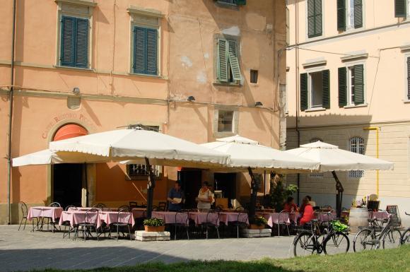 Tu jedliśmy ostatni włoski posiłek