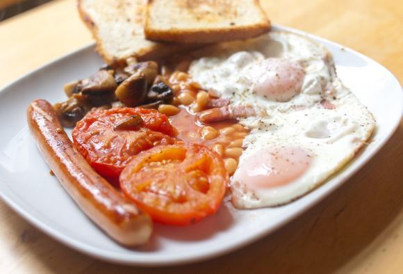 śniadanie angielskie