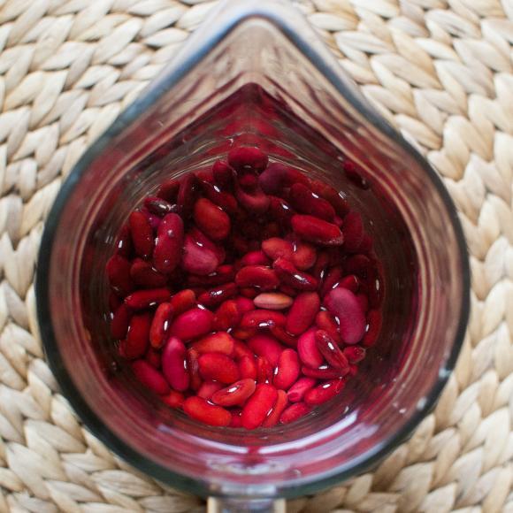 czerwona fasola