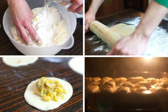 jak się robi empanadas z kukurydzą