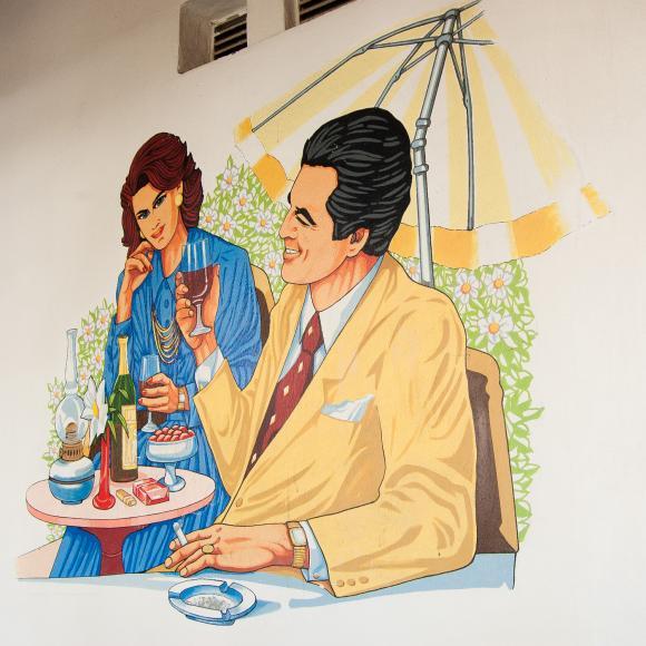 fresk w Sepresso