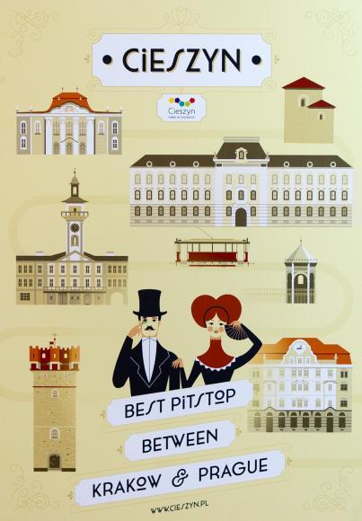 Best pitstop between Krakow & Prague