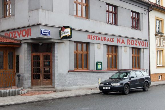 Restaurace na Rozvoji