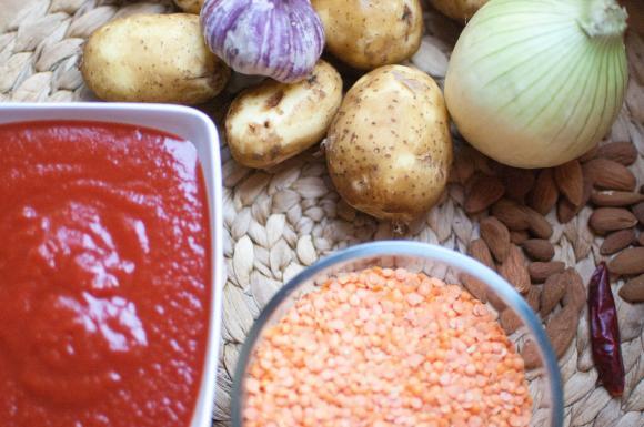 składniki na curry z kury jednogarnkowe